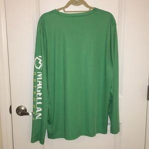 4e3cc411017 Magellan Outdoors Shirts - Magellan Outdoors Casting Long Sleeve Crew Shirt